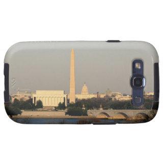 Washington DC Skyline Galaxy S3 Cover