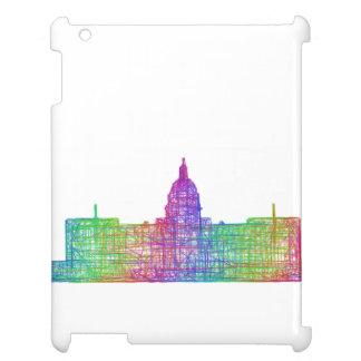 Washington DC skyline Cover For The iPad 2 3 4