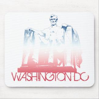 Washington DC Skyline Design Mouse Pad