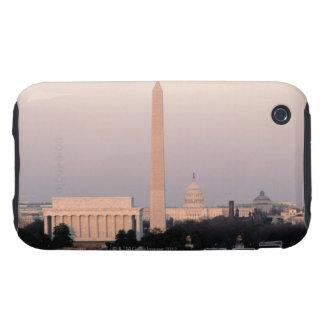 Washington, DC Skyline iPhone 3 Tough Cover