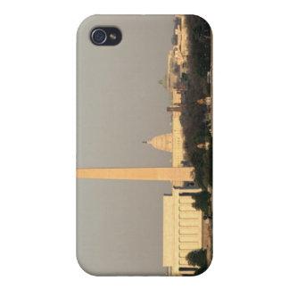 Washington DC Skyline iPhone 4/4S Covers