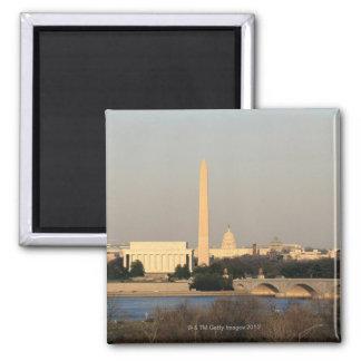 Washington DC Skyline Magnet