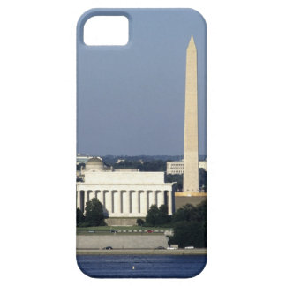 Washington DC Skyline with US Capitol Building 2 iPhone SE/5/5s Case