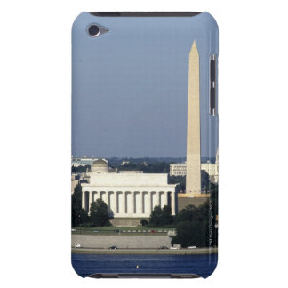 Washington DC Skyline with US Capitol Building 2 iPod Case-Mate Case