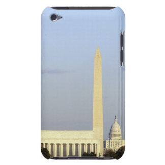 Washington DC Skyline with US Capitol Building Barely There iPod Cover