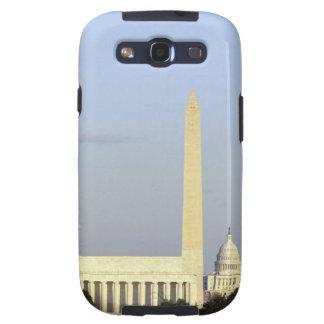 Washington DC Skyline with US Capitol Building Samsung Galaxy SIII Case