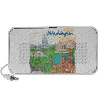 Washington DC Portable Speakers