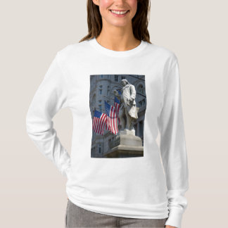 Washington, DC, statue of Benjamin Franklin T-Shirt