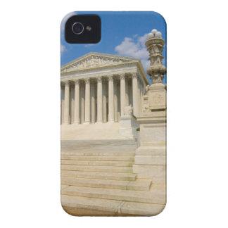 Washington, DC, Supreme Court Building iPhone 4 Case-Mate Cases