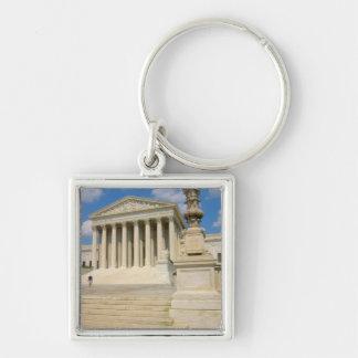 Washington, DC, Supreme Court Building Keychain