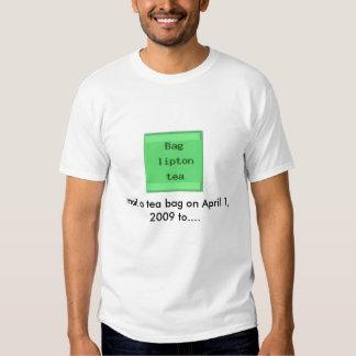 Washington DC Tea Party T-shirt