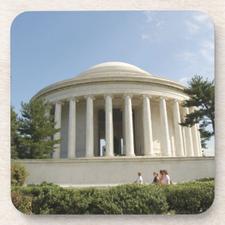 Washington, DC. Thomas Jefferson Memorial Drink Coaster