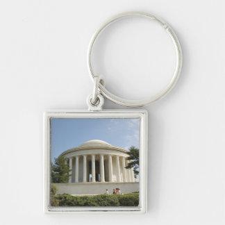 Washington, DC. Thomas Jefferson Memorial Keychain