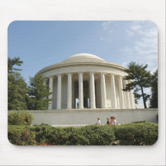 Washington, DC. Thomas Jefferson Memorial Mouse Pad