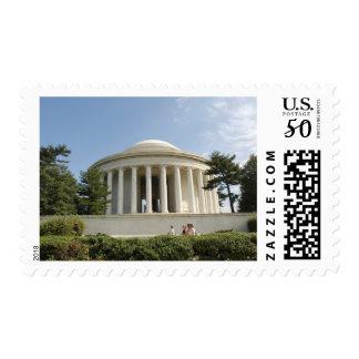 Washington, DC. Thomas Jefferson Memorial Postage