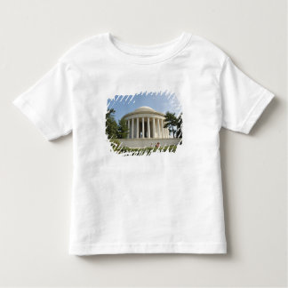 Washington, DC. Thomas Jefferson Memorial Toddler T-shirt