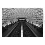 Washington Dc Train Station Greeting Card