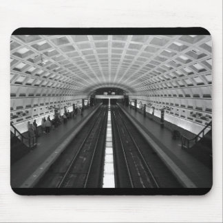Washington Dc Train Station Mouse Pad
