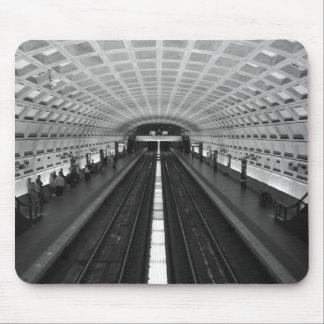 Washington Dc Train Station Mouse Mat