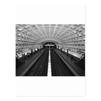 washington-dc-train-station postcard