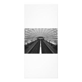 washington-dc-train-station rack card template