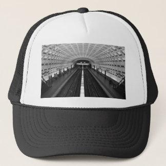Washington Dc Train Station Trucker Hat