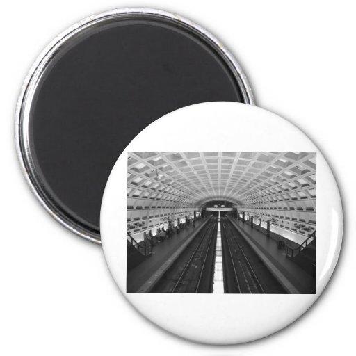 Washington-DC-tren-estación Imanes