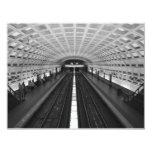 Washington-DC-tren-estación Invitacion Personalizada