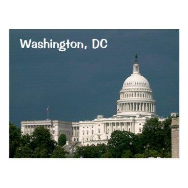 jfuqua Washington, DC: United States Capitol Postcard