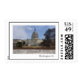 Washington DC United States Postage Stamp
