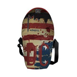 Washington,DC USA Cities CityScape Messenger Bag