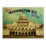 Washington DC Vintage Post Cards