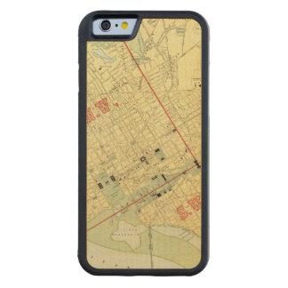 Washington, DC Carved® Maple iPhone 6 Bumper Case