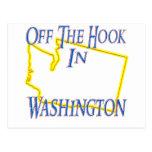 Washington - del gancho postal