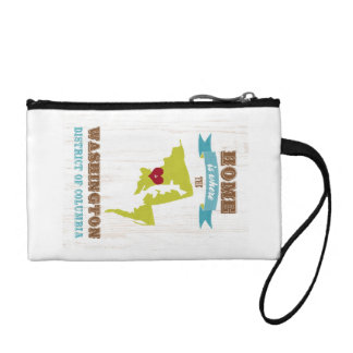 Washington, District of Columbia - Home Is Where Coin Purses