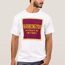 Washington District of Columbia Shirt