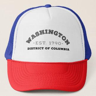 Washington District of Columbia Trucker Hat