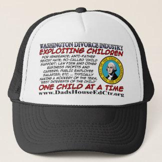 Washington Divorce Industry.. Trucker Hat