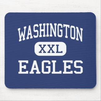 Washington - Eagles - High School - Houston Texas Mouse Pad