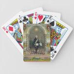 Washington el albañil cartas de juego