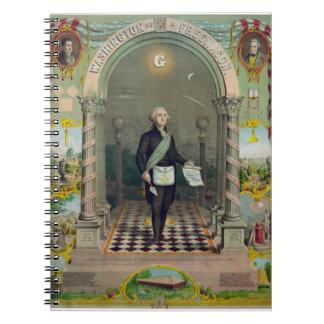 Washington el albañil I Cuaderno