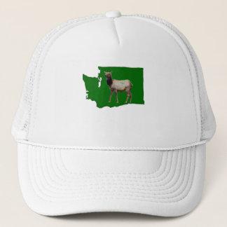 Washington Elk Trucker Hat