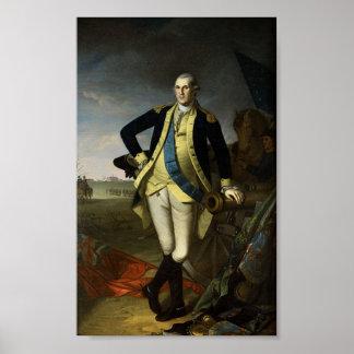 Washington en Princeton Posters