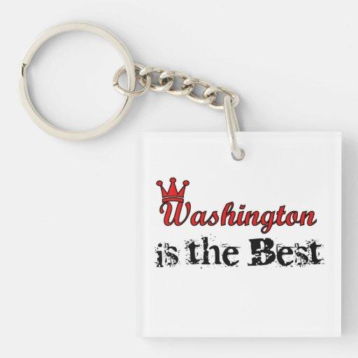 Washington es el mejor llaveros