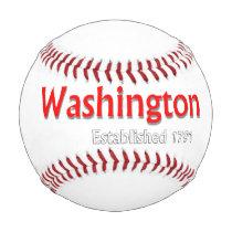Washington Established Baseball