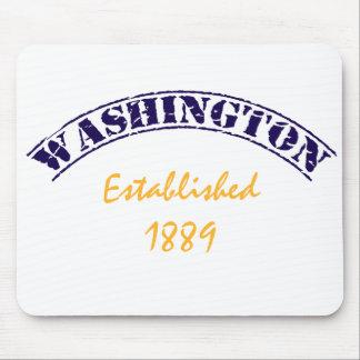 Washington Established Mouse Pad