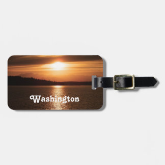 Washington Etiquetas De Equipaje