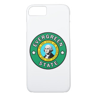 Washington Evergreen State phone case