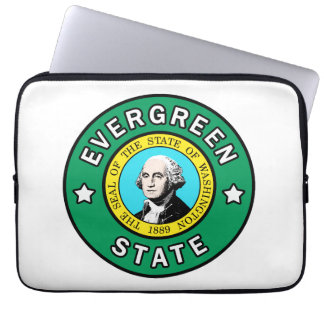 Washington Evergreen State sleeve