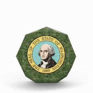 WASHINGTON FLAG AWARD